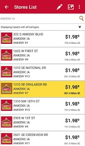 Download Casey's General Stores 4.0.7.22558 APK