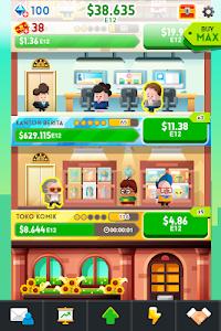 screenshot of Cash, Inc. Money Clicker Game & Business Adventure version 2.1.7.4.0