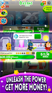 screenshot of Cash, Inc. Money Clicker Game & Business Adventure version 2.1.4.2.0