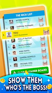 screenshot of Cash, Inc. Money Clicker Game & Business Adventure version 2.2.6.3.0