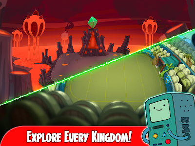 Download Champions and Challengers - Adventure Time 1.3 APK
