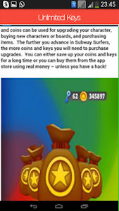 Download Cheats For Subway SurfersPrank 1.0 APK