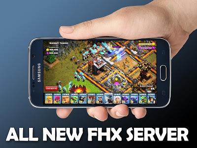 Download Clash of Magic - New FHX Server FHX APK