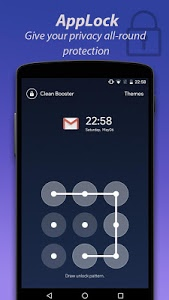 screenshot of Clean Booster version 1.1.3