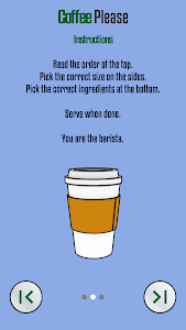 Download Coffee Please 1.1 APK