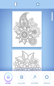 Download Coloring Book for Adults 4.1.4 APK