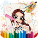 Download ? Coloring Soy Luna Page Game 2.6 APK