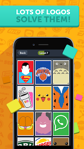 screenshot of Colormania - Guess the Color - The Logo Quiz Game version 1.7.8