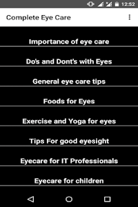 Download Complete Eye Care 1.3 APK