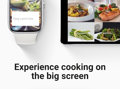screenshot of Cookbook Recipes for free app version Varies with device