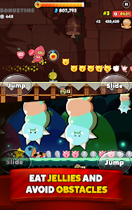 screenshot of Cookie Run: OvenBreak version 1.81