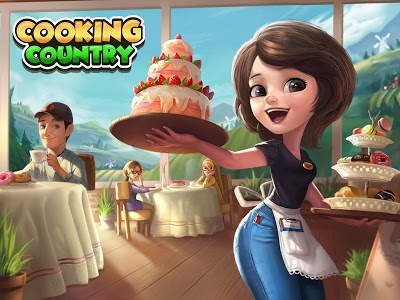 Download Cooking Country - Design Cafe 1.2.13 APK