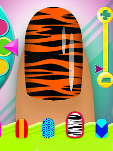 Download Crayola Nail Party: Nail Salon 1.2 APK
