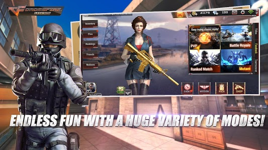 Download CrossFire: Legends 1.0.9.10 APK