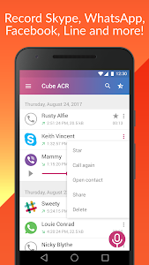 Download Cube Call Recorder ACR 2.2.119 APK
