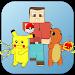 Download Cube Craft Go: Pixelmon Battle 10 APK
