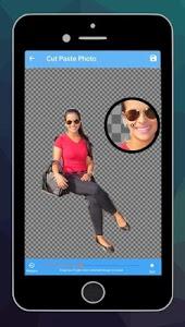 screenshot of Cut and Paste photos version 1.98