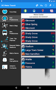 Download DC Metro Transit - Free 5.11.3.1 APK