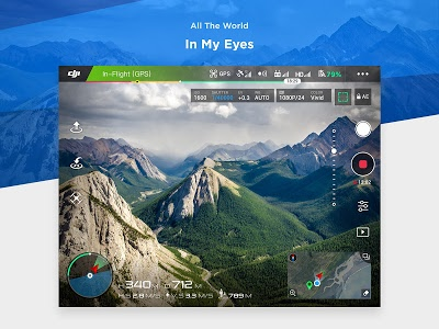 Download DJI GO 4--For drones since P4 4.3.2 APK