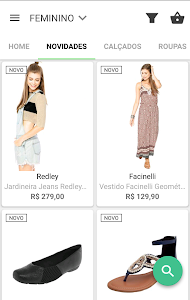 screenshot of Dafiti - Sua smartfashion version 6.4.7