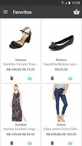 screenshot of Dafiti - Sua smartfashion version 6.12.4