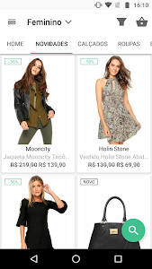 screenshot of Dafiti - Sua smartfashion version 6.10.3