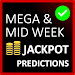 Download Mega & Mid Week Jackpots & Bets tips Predictions 1.8 APK
