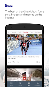 screenshot of Dailyhunt (Newshunt) News version Varies with device