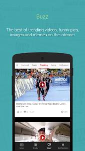 screenshot of Dailyhunt (Newshunt) News version 8.0.31