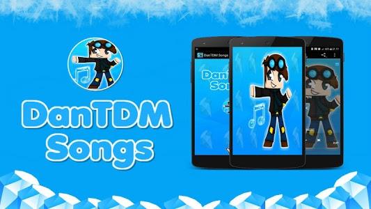 Download DanTDM Songs 2.4 APK
