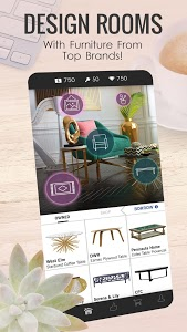 screenshot of Design Home version 1.22.02