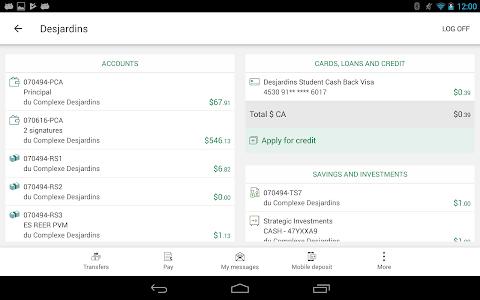 Download Desjardins mobile services 4.7.2 APK
