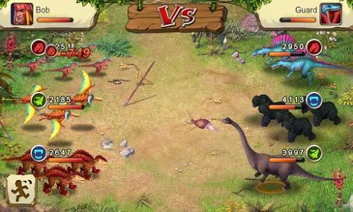 Download Dinosaur War 1.4.4 APK