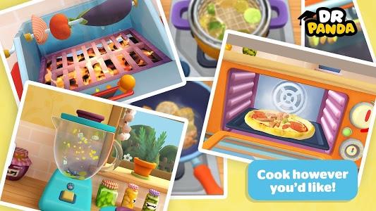 screenshot of Dr. Panda Restaurant 3 version 1.9.0