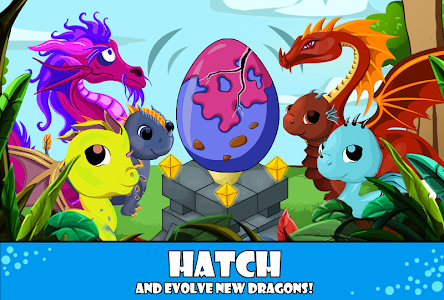 screenshot of Dragon Village version 7.35
