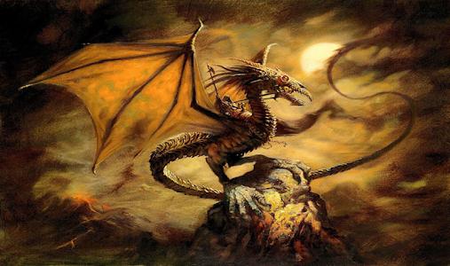screenshot of Dragon War version 1.5
