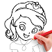 Download How To Draw Princess 1.0.10 APK