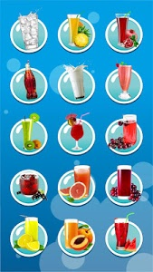 screenshot of Drink Juice Simulator version 1.1