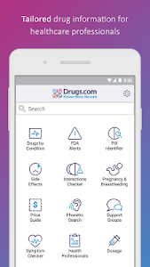 Download Drugs.com Medication Guide  APK