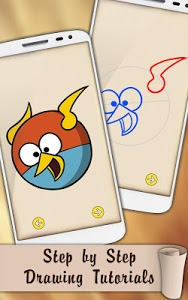 Download Easy Draw Very Angry Birds 1.0 APK