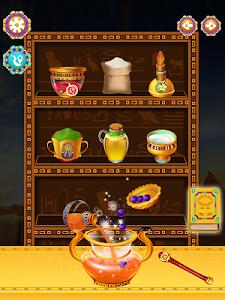 screenshot of Egypt Princess Salon version 1.1.8