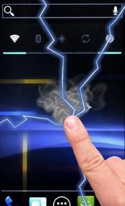 screenshot of Electric screen simulator version 2.4.5
