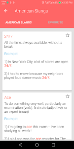 Download English Idioms and Phrases 1.0 APK