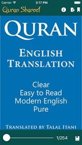 Download English Quran Shareef 1.0 APK