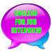 Download English for job interview questions and answers 1.3.0 APK