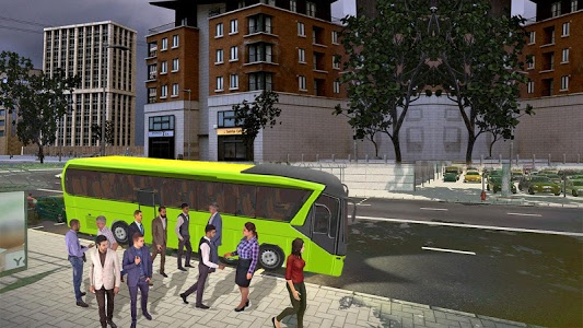 Download Euro Bus Simulator 2018 2.4 APK