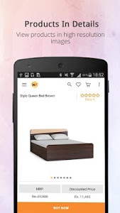 screenshot of HomeTown – Furniture Store version 2.2.0