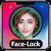 Face Screen lock Prank