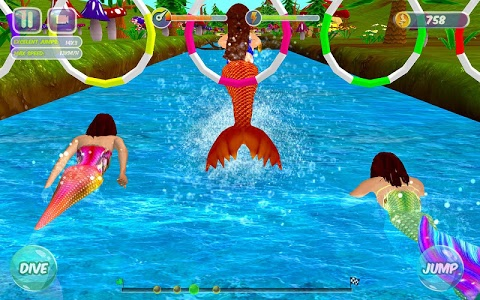 Download Fancy Mermaid Race Adventures 1.6 APK