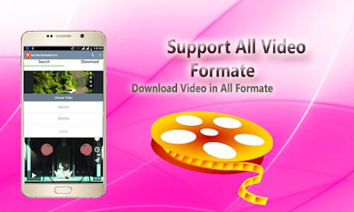 Download Fast Video Downloader For All 1.2 APK